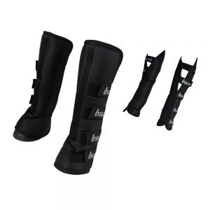 Bucas-2000-Travel-Boots-Black