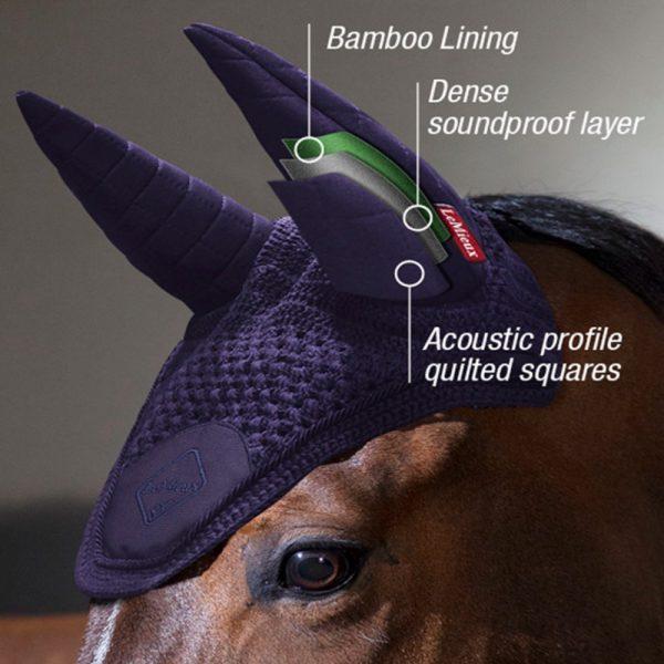 LeMieux-Acoustic-Fly-Hood