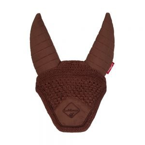 LeMieux-Acoustic-Fly-Hood-Brown
