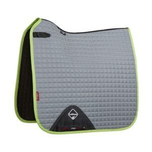 LeMieux-High-Visibility-Dressage-Square-Lime