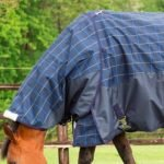 Mark Todd Lightweigt Turnout Rug Neck Cover
