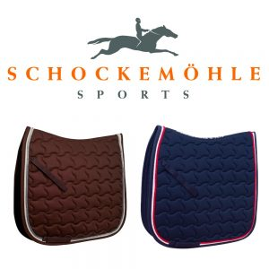 Schockemohle Champion Saddle Pads