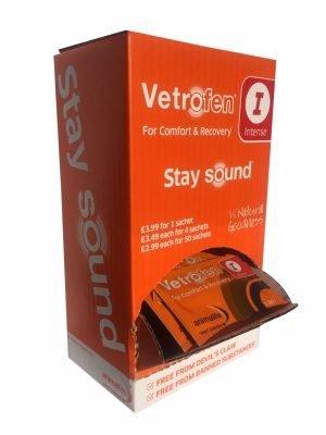 Vetrofen Intense 50 Sachet Box