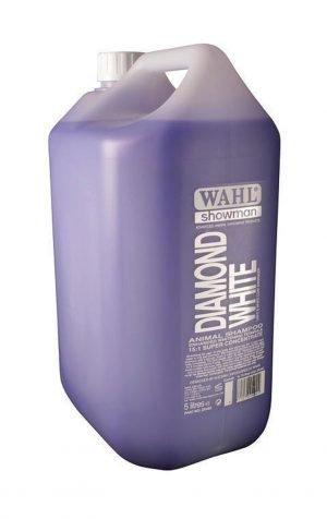 Wahl Diamond White Shampoo 5L