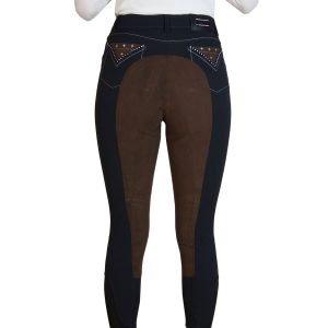 eurostar-easyrider-dela-full-black-brown-back