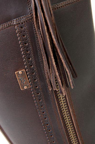 spanish-boot-company-brown-leather-detail