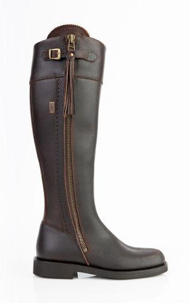 spanish-boot-company-brown-leather-front