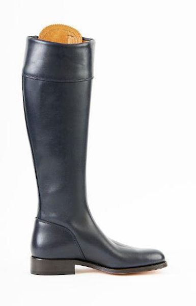 spanish-boot-company-navy-leather-inside