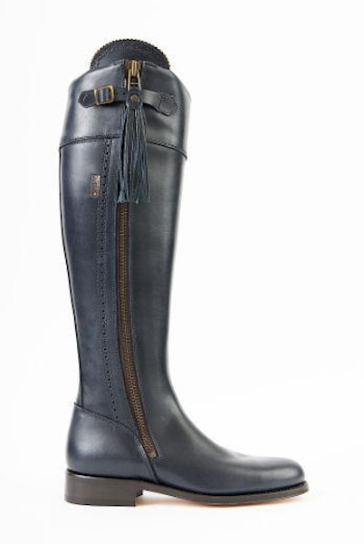 spanish-boot-company-navy-leather-side
