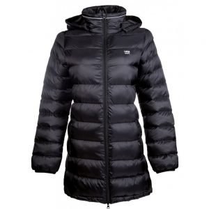 HKM-Victoria-Ladies-Long-Coat-Black