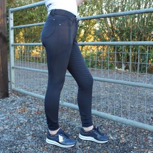 easyrider-eurostar-xantippe-navy-softshell-winter-breeches-full-grip