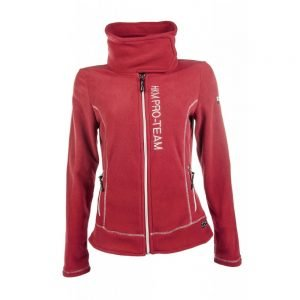 HKM-Pro-team-fleece-red