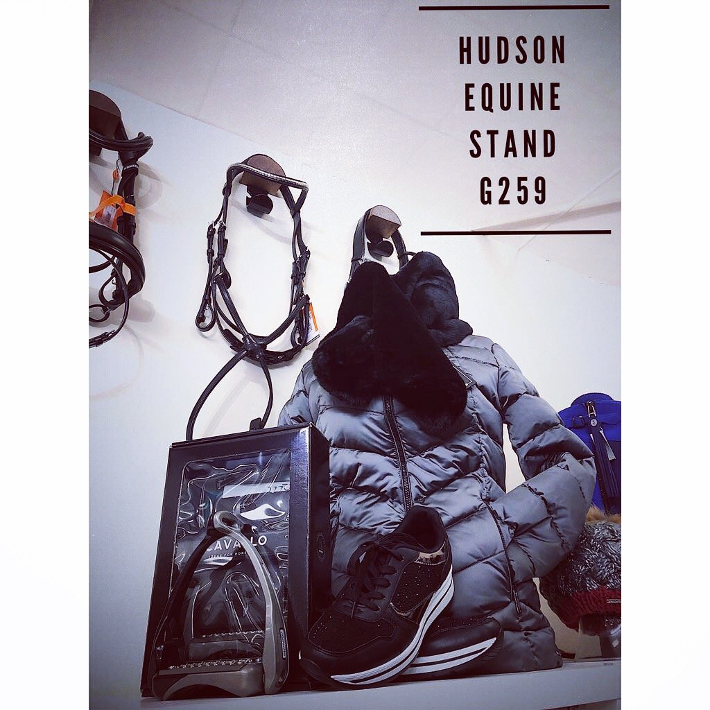 Hudson-equine-olympia-trade-stand