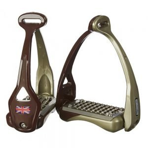 Acavallo-Oper-Stirrups-Brown