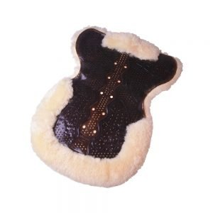 Gel-Eze-Sheepskin-Fully-Lined-Saddle-Pad-Natural