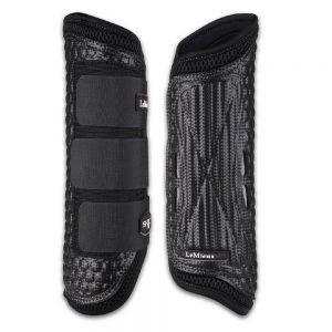 LeMieux-Shoc-Air-XC-Boots-Hind-Black