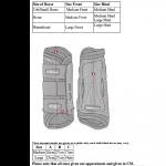 LeMieux-Shoc-Air-XC-Boots-Size-Guide