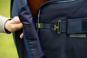 Bucas Recuptex Snap-lock fastening 2936