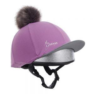 LeMieux-Lavender-Hat-Silk-3