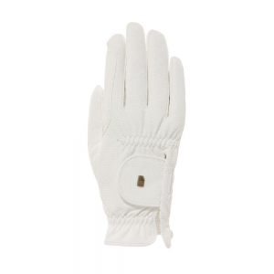 Roeckl-Chester-Glove-White