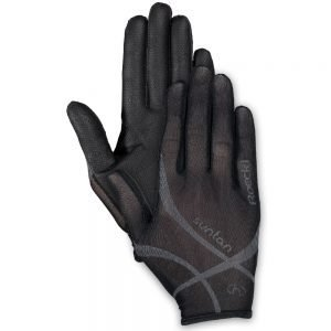 Roeckl-Laila-Suntan-Gloves-Black