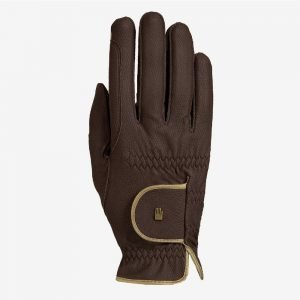 Roeckl-Lona-Glove-Mocha-Gold