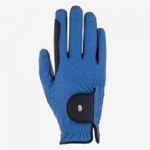 Roeckl-Lona-Gloves-Monacco-Blue