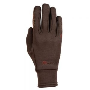 Roeckl-Warwick-Polartec-Fleece-Gloves-Gloves-Mocha