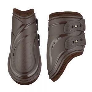 LeMieux-impact-gel-fetlock-boots-brown-lr