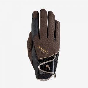 Roeckl-Madrid-Mocha-Riding-Glove-New