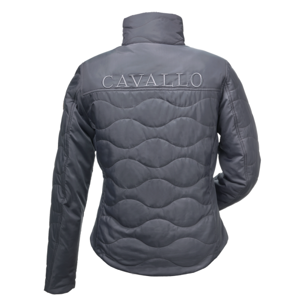 how to orders finest selection luxury aesthetic Cavallo Maggie Ladies Quilted Jacket: Twilight