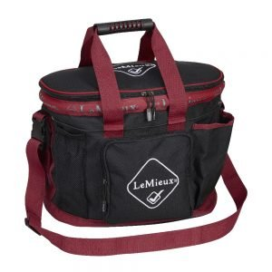 LM Grooming Bag Black-HR