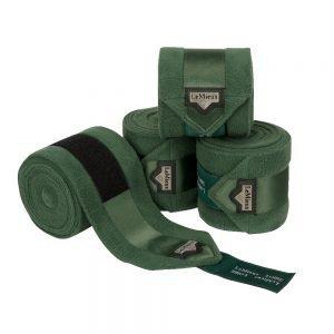 LeMieux-loire-bandages-huntergreen-hr