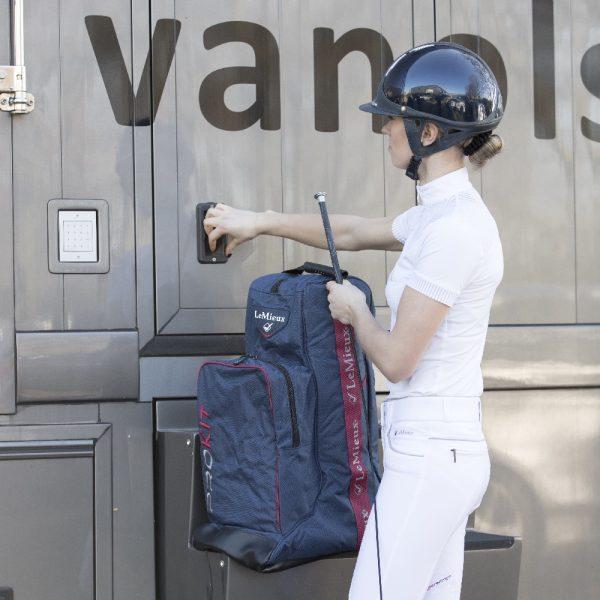 LeMieux ShowKit Horse Riding Hat Bag