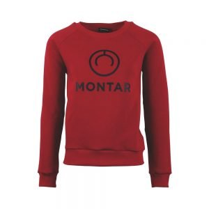 Montar-Bailey-Ruby-Red