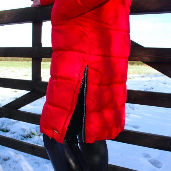 Rino-Pelle-Jackie-Long-Coat-Risky-Red-Lifestyle-3