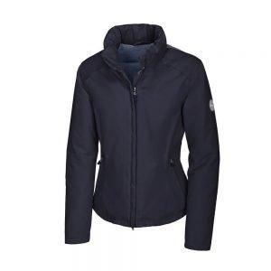 pikeur-hanna-navy-ladies-waterproof-jacket-hudson-equine