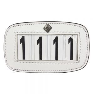 LeMieux-4number-holder-rectangle-white-hr