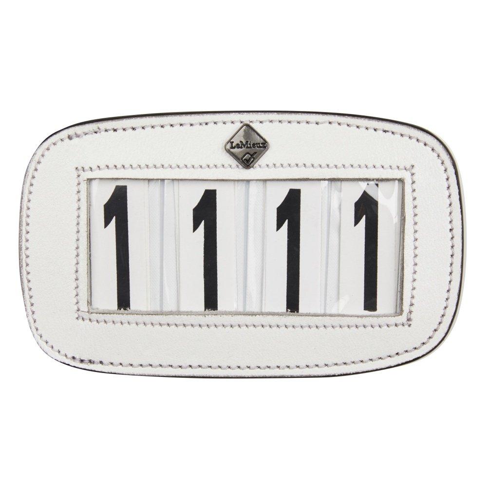 LeMieux-4number-holder-rectangle-white-hr