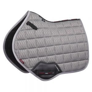 LeMieux-Carbon-Mesh-Air-Close-Contact-Grey
