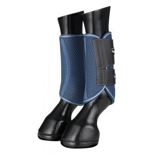 LeMieux-Carbon-Mesh-Wrap-Boots-Blue-Grey-1