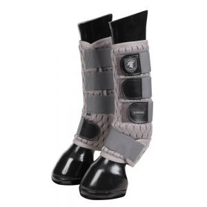 LeMieux-Gladiator-Mesh-Fly-Boots-Grey-5