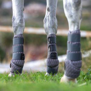 LeMieux-Gladiator-Mesh-Fly-Boots-Grey-Lifestyle