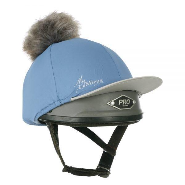 LeMieux-Hat-Silk-Ice-Blue-1