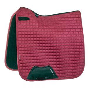LeMieux-Luxury-Suede-Dressage-Saddle-Pad-French-Rose