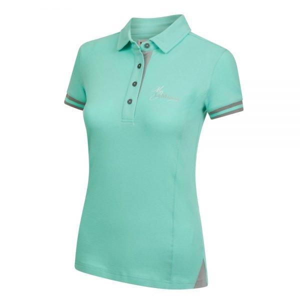LeMieux-Poloshirt-Mint-2