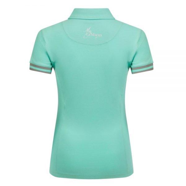 LeMieux-Poloshirt-Mint-3
