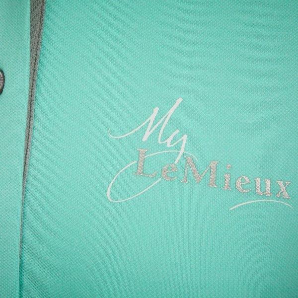 LeMieux-Poloshirt-Mint-4