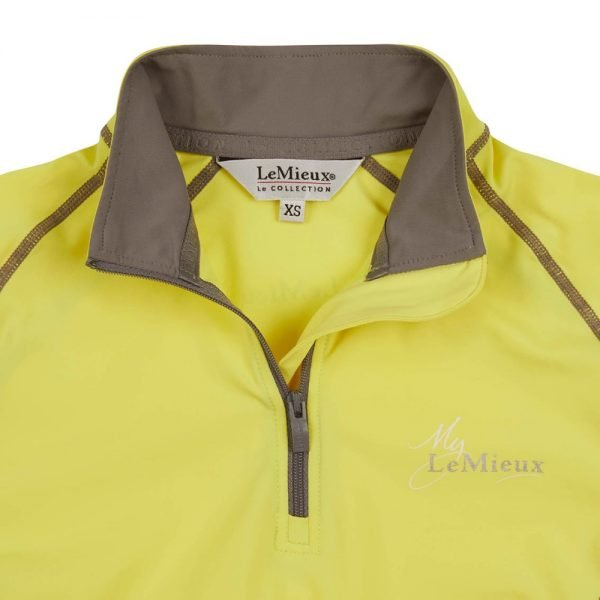 LeMieux-baselayer-citron-collar