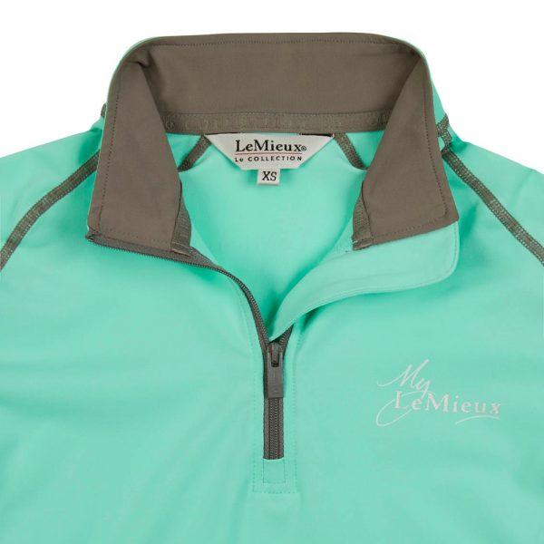 LeMieux-baselayer-mint-collar